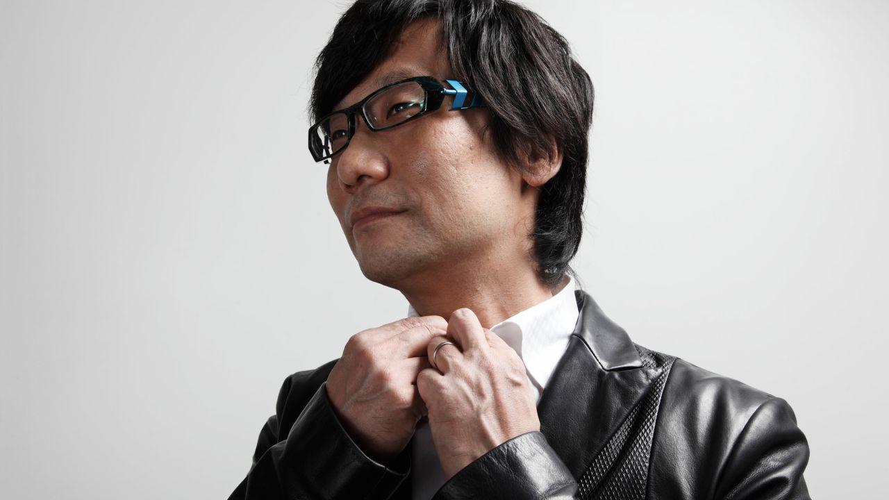 Hideo Kojima fa una visita agli studi di Sucker Punch