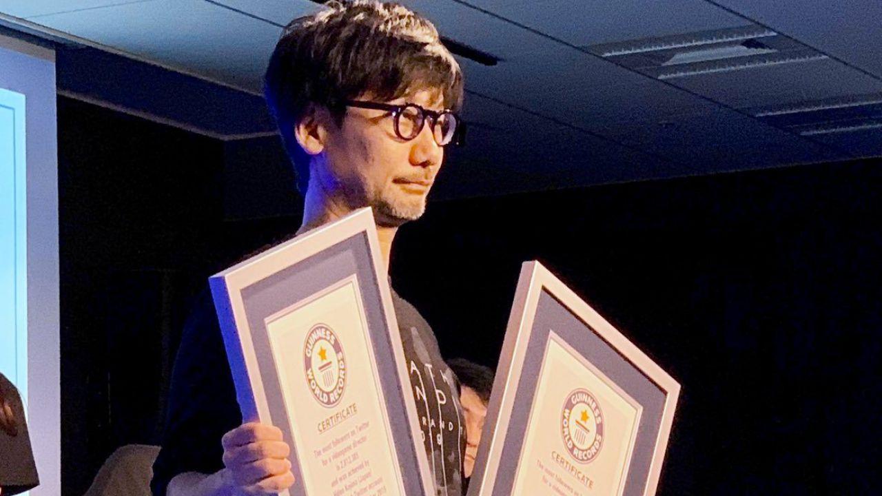 Hideo Kojima è da Guinness World Record! È il director più seguito su Instagram e Twitter