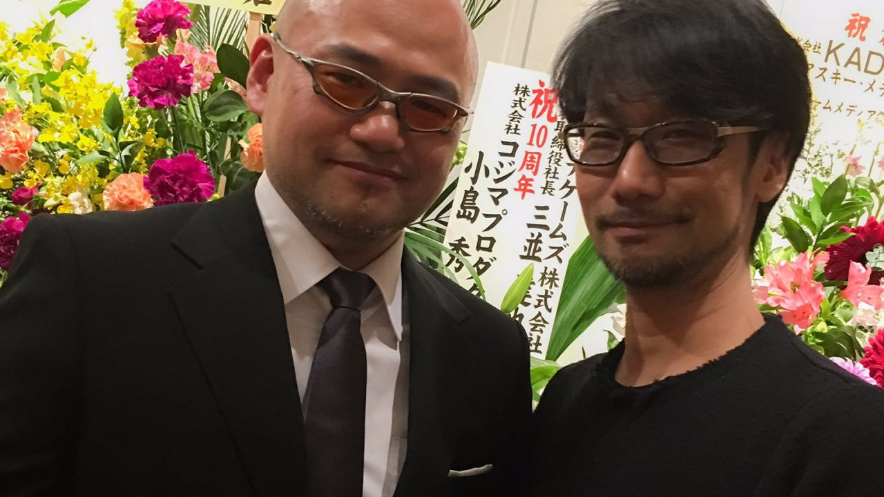 Hideo Kojima, Hideki Kamiya, Goichi Suda e tanti altri festeggiano i 10 anni di Platinum Games