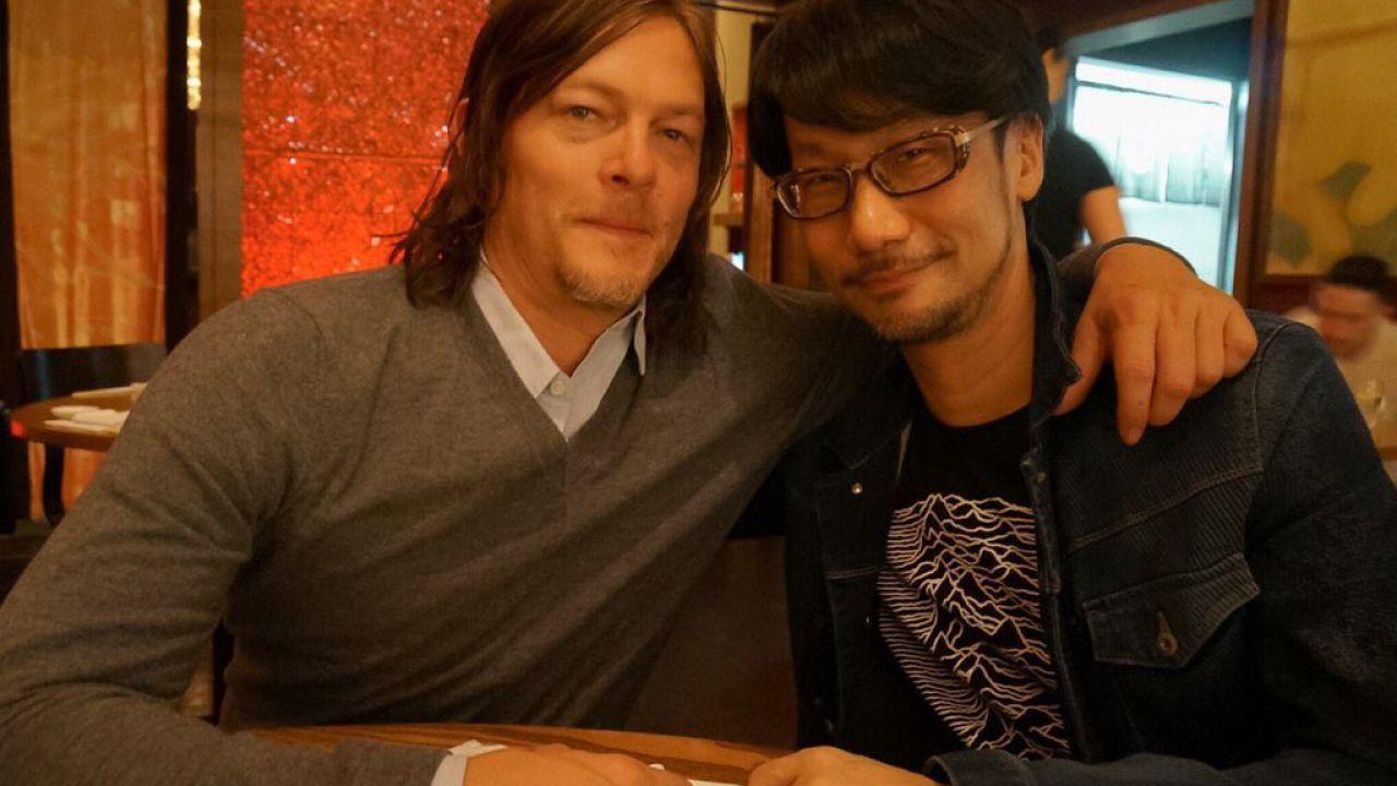 Hideo Kojima incontra Norman Reedus a Los Angeles