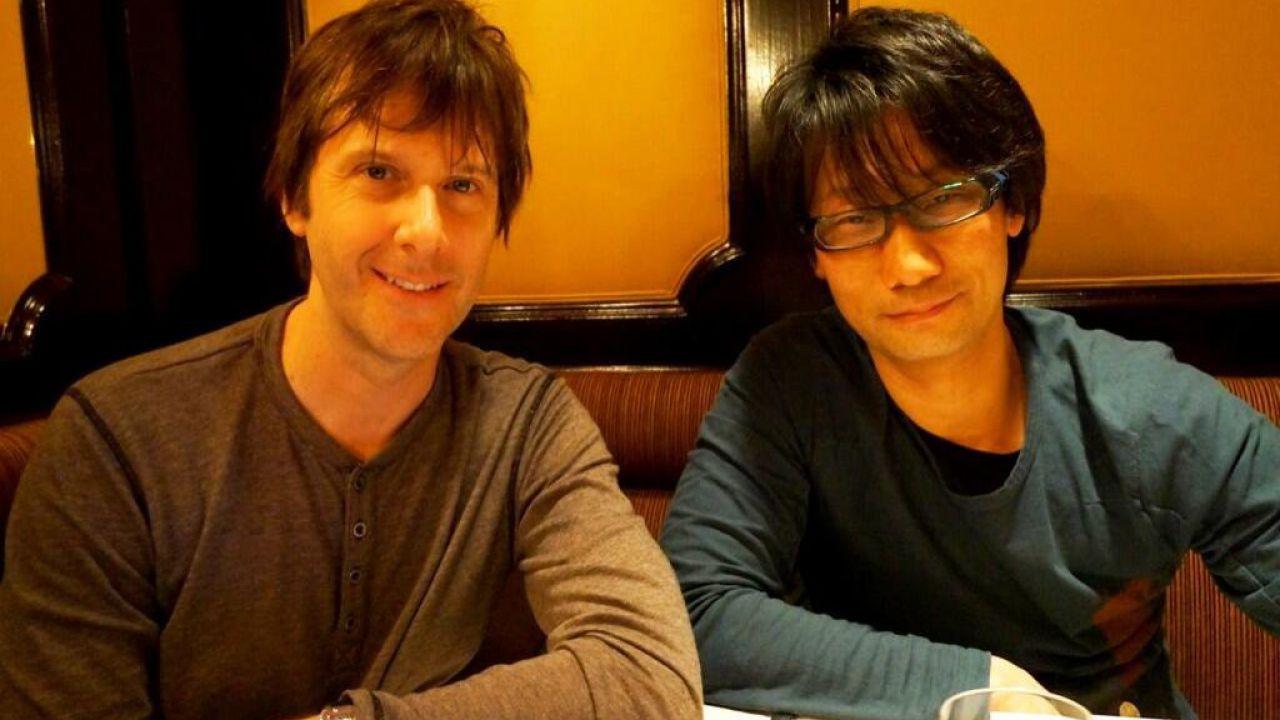 Hideo Kojima e Mark Cerny partono per il mondo in cerca di tecnologie