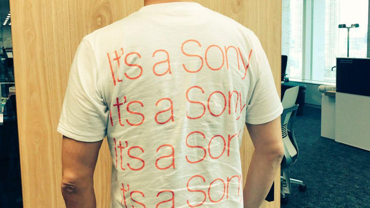 Hideo Kojima T-Shirt: nessun riferimento a PlayStation 5
