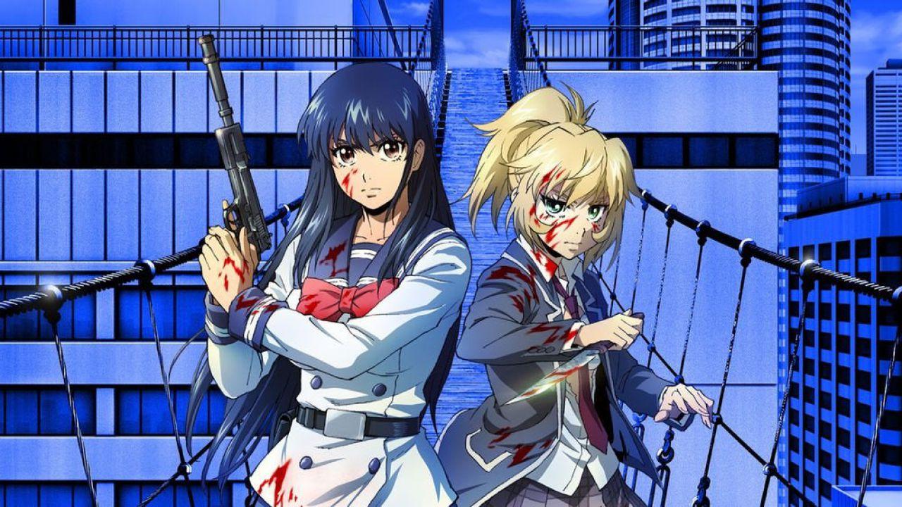 High-Rise Invasion: fiumi di sangue nel nuovo trailer dell'anime in arrivo su Netflix