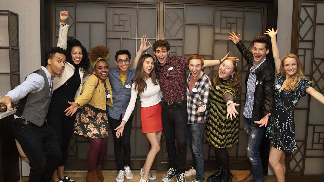 High School Musical: The Series: The Holiday Special ecco ...