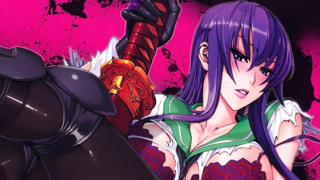 Highschool of the Dead: Saeko Busujima è sexy e letale in questo cosplay