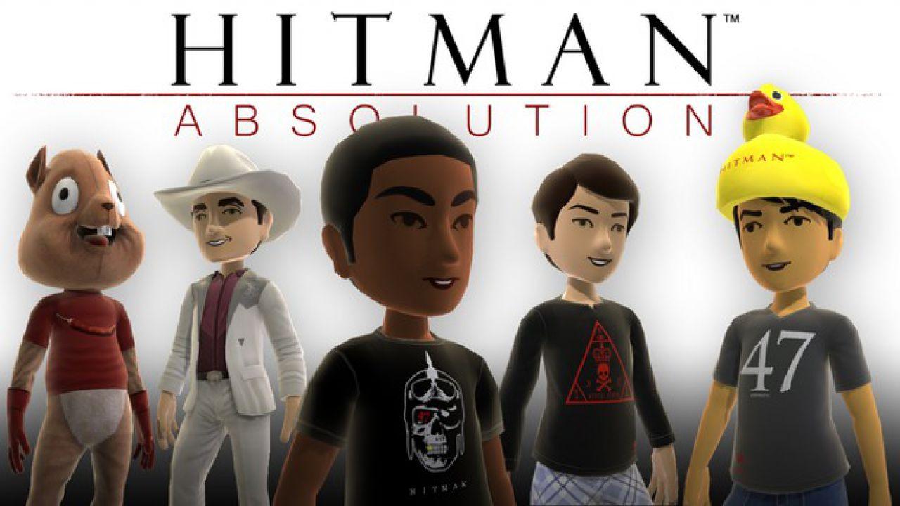 Hitman: Absolution: disponibili su marketplace gli accessori avatar ispirati alle nuove imprese di Agente 47