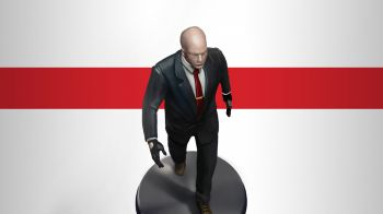 Hitman GO per PlayStation 4: video gameplay off-screen dalla PlayStation Experience