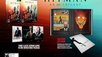 Hitman HD Trilogy confermata ufficialmente! Disponibile dal 1° Febbraio in Europa