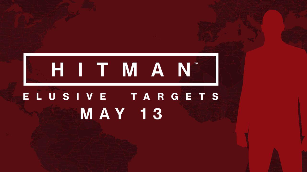 Hitman: il primo Elusive Target sarà online domani