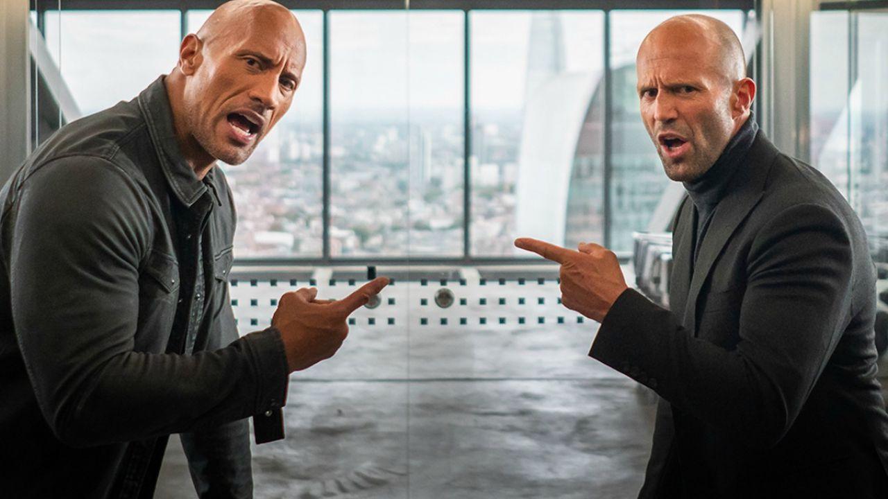 Hobbs & Shaw 2, ecco le prime novità per il sequel con Dwayne Johnson e Jason Statham