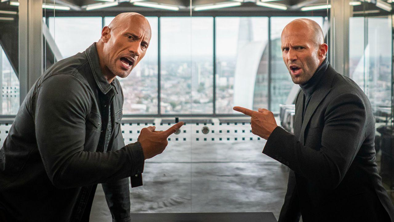 Hobbs & Shaw: The Rock e Jason Statham 'nemiciamici' nella nuova featurette