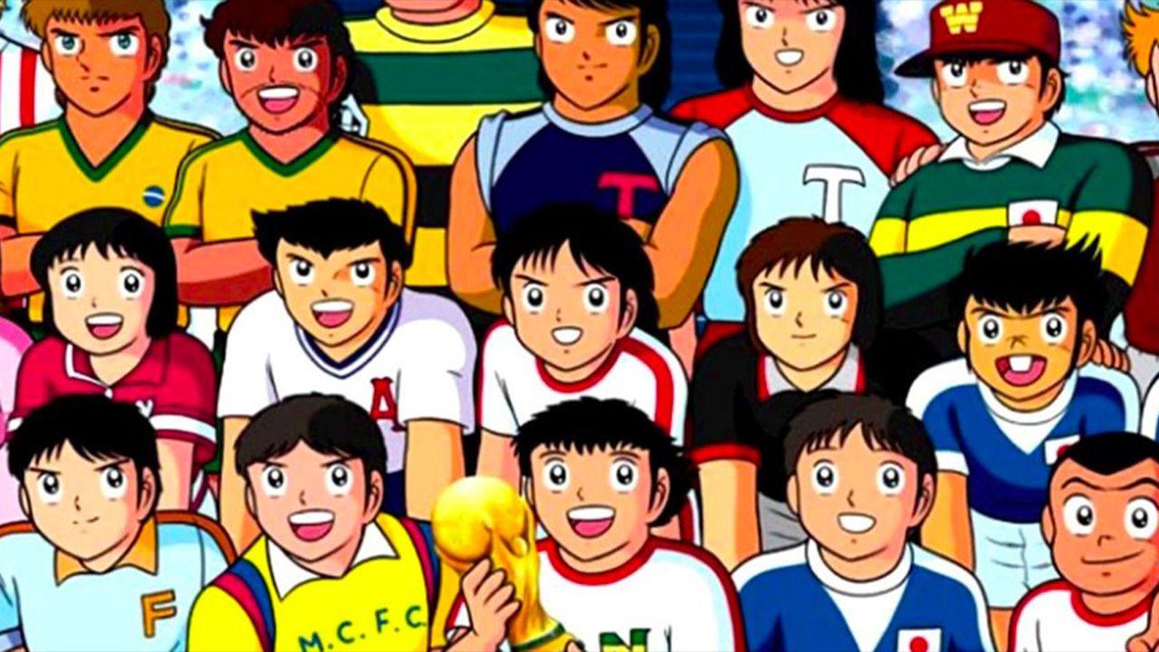 Holly e Benji Captain Tsubasa: i 4 calciatori più forti, uno per ruolo