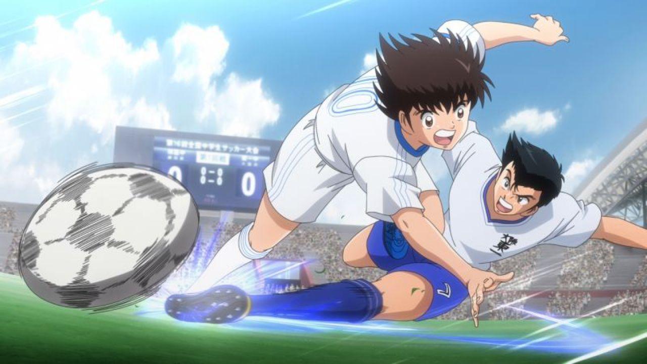 Holly e Benji - Captain Tsubasa, domani si disputerà la partita fra Nankatsu e Azumaichi