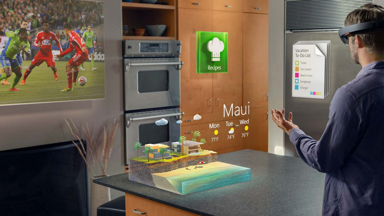HoloLens sfrutterà un controller dedicato