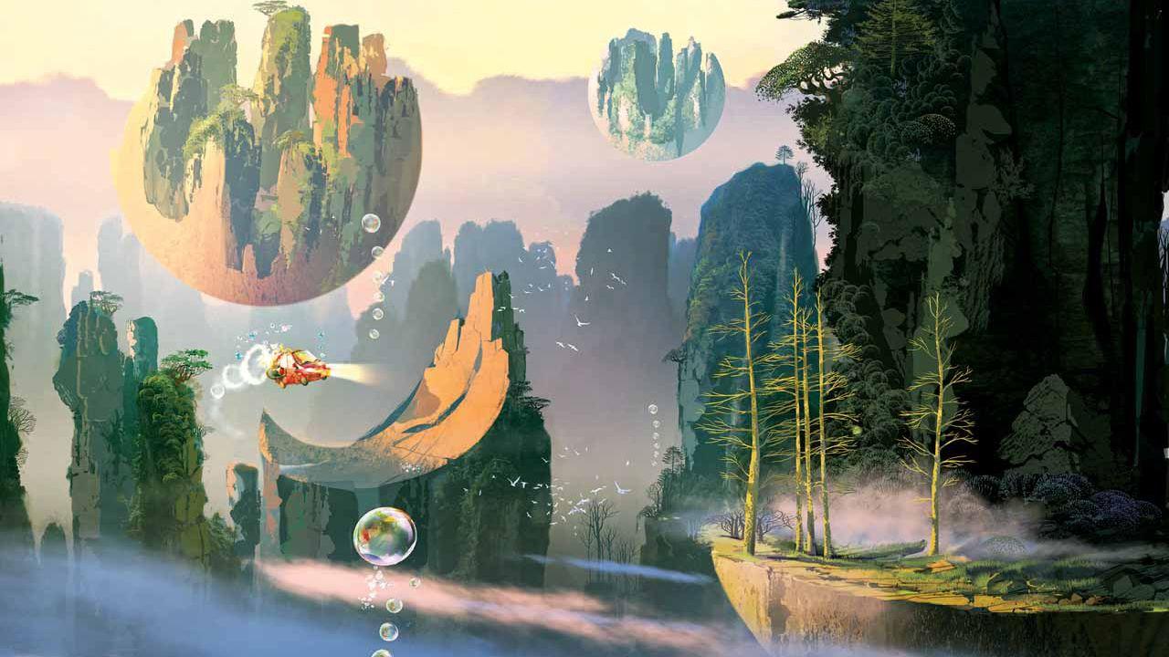 Home - A Casa: poster italiani e foto del nuovo film targato DreamWorks