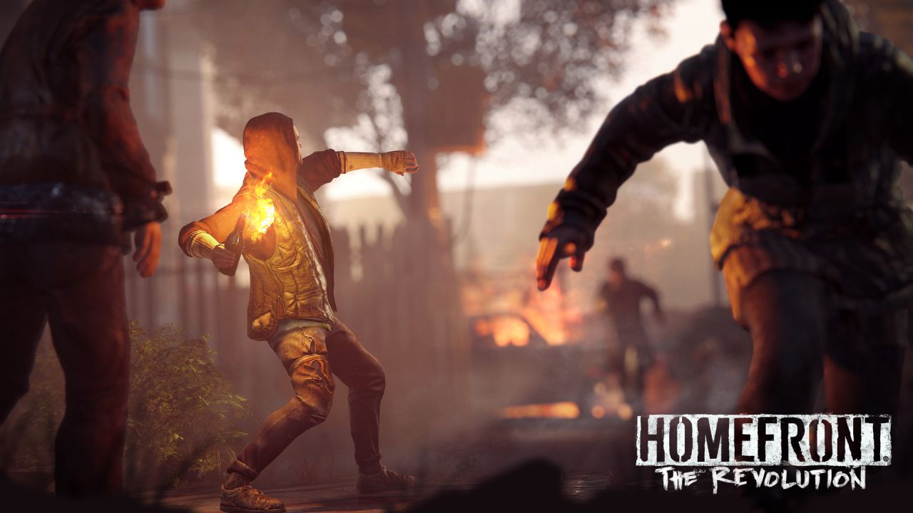 Homefront The Revolution: 13 minuti di gameplay