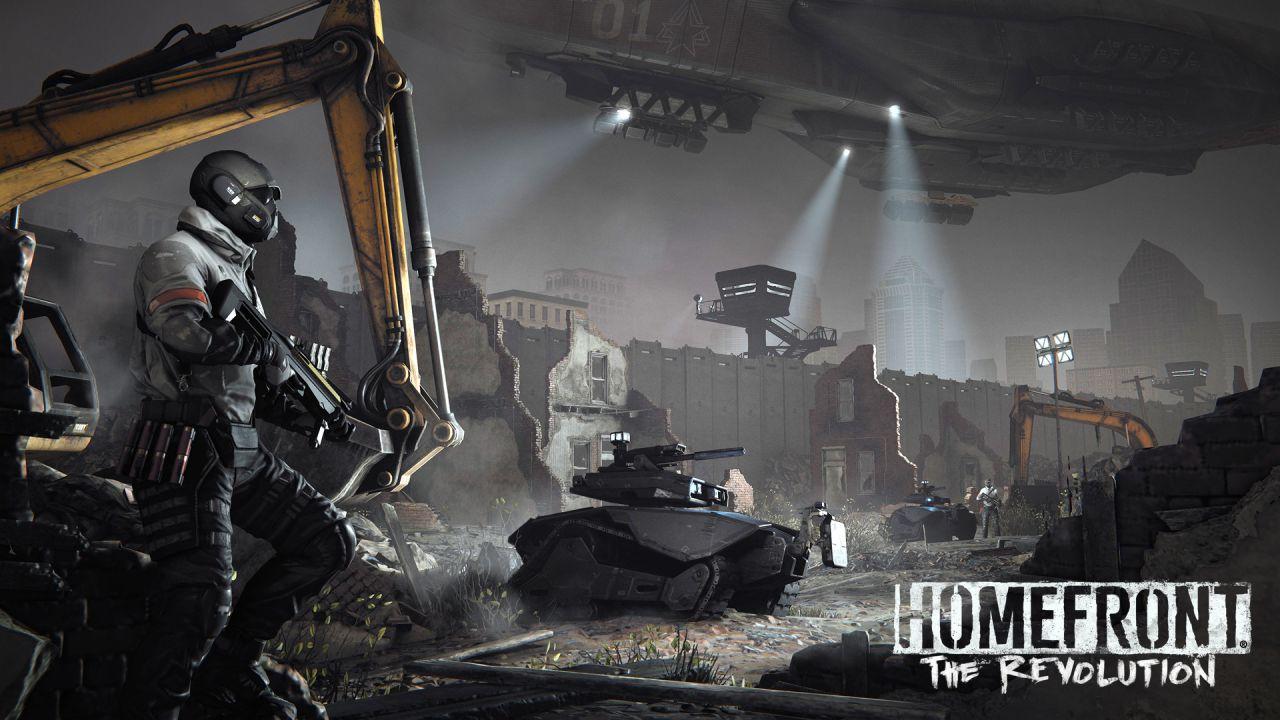 Homefront The Revolution: annunciate le date della closed beta