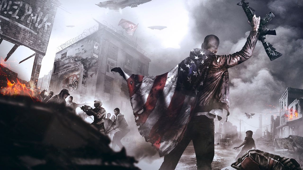 Homefront The Revolution giocabile gratis su Steam per tutto il weekend