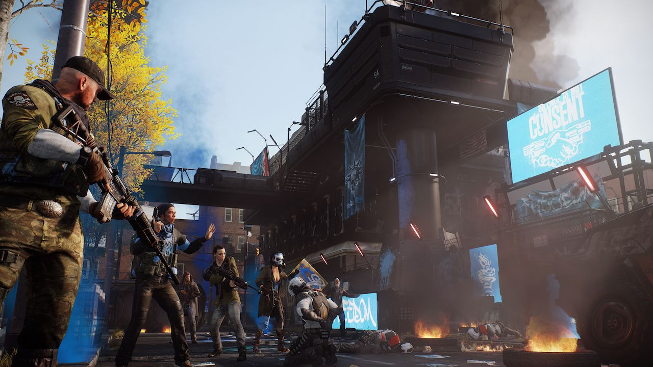 Homefront The Revolution: La patch del Day 1 sarà molto importante