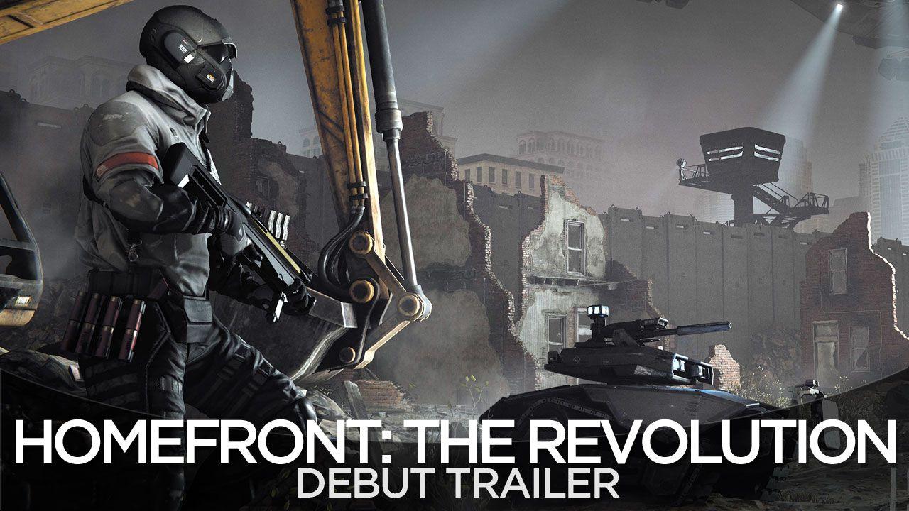 Homefront The Revolution: problemi in Crytek UK, sviluppo a rischio?