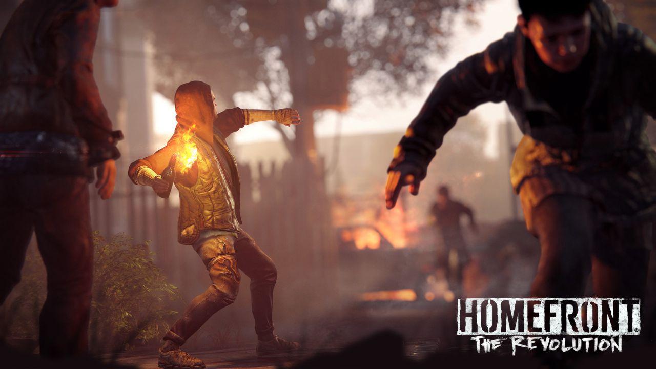 Homefront The Revolution si aggiorna su PC
