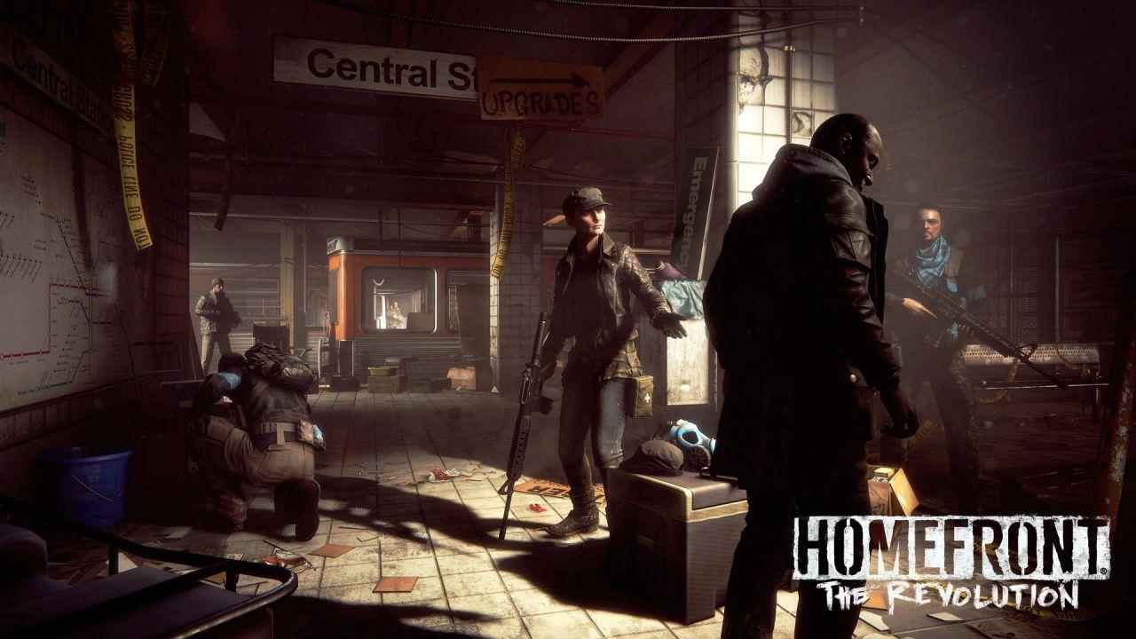 Homefront The Revolution: lo sviluppo passa a Deep Silver Dambuster Studios