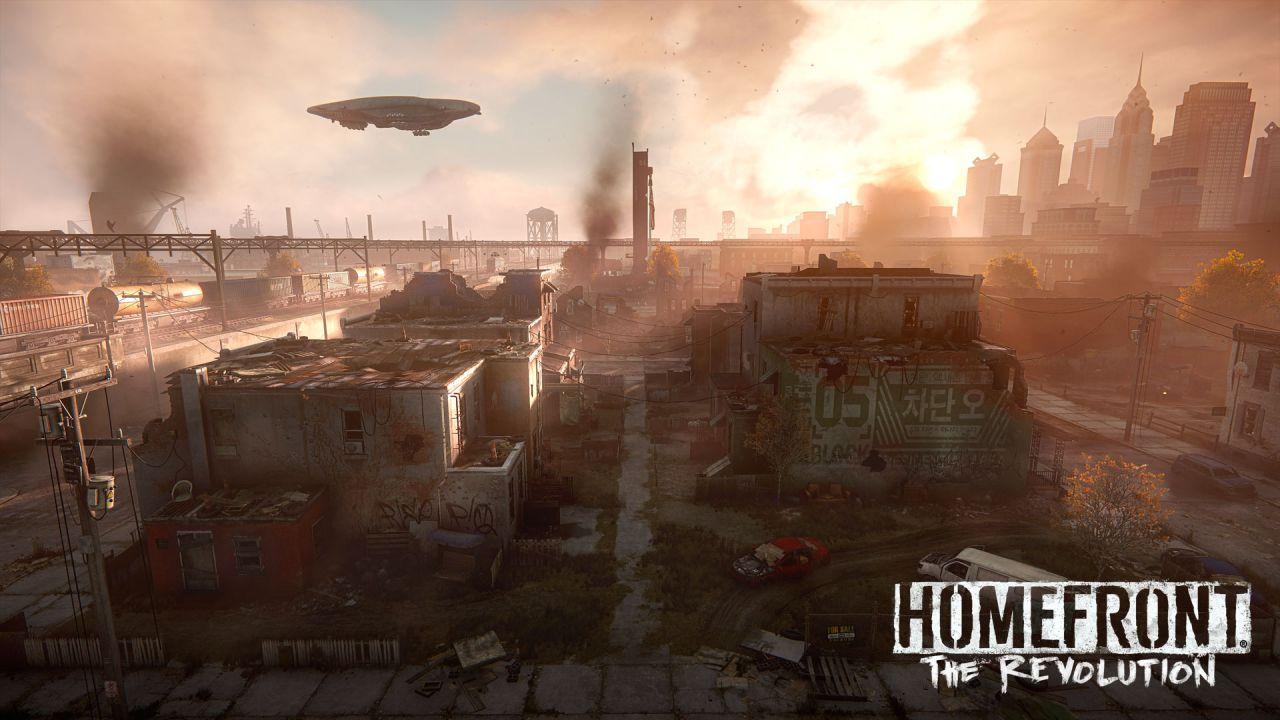 Homefront The Revolution uscirà a febbraio?