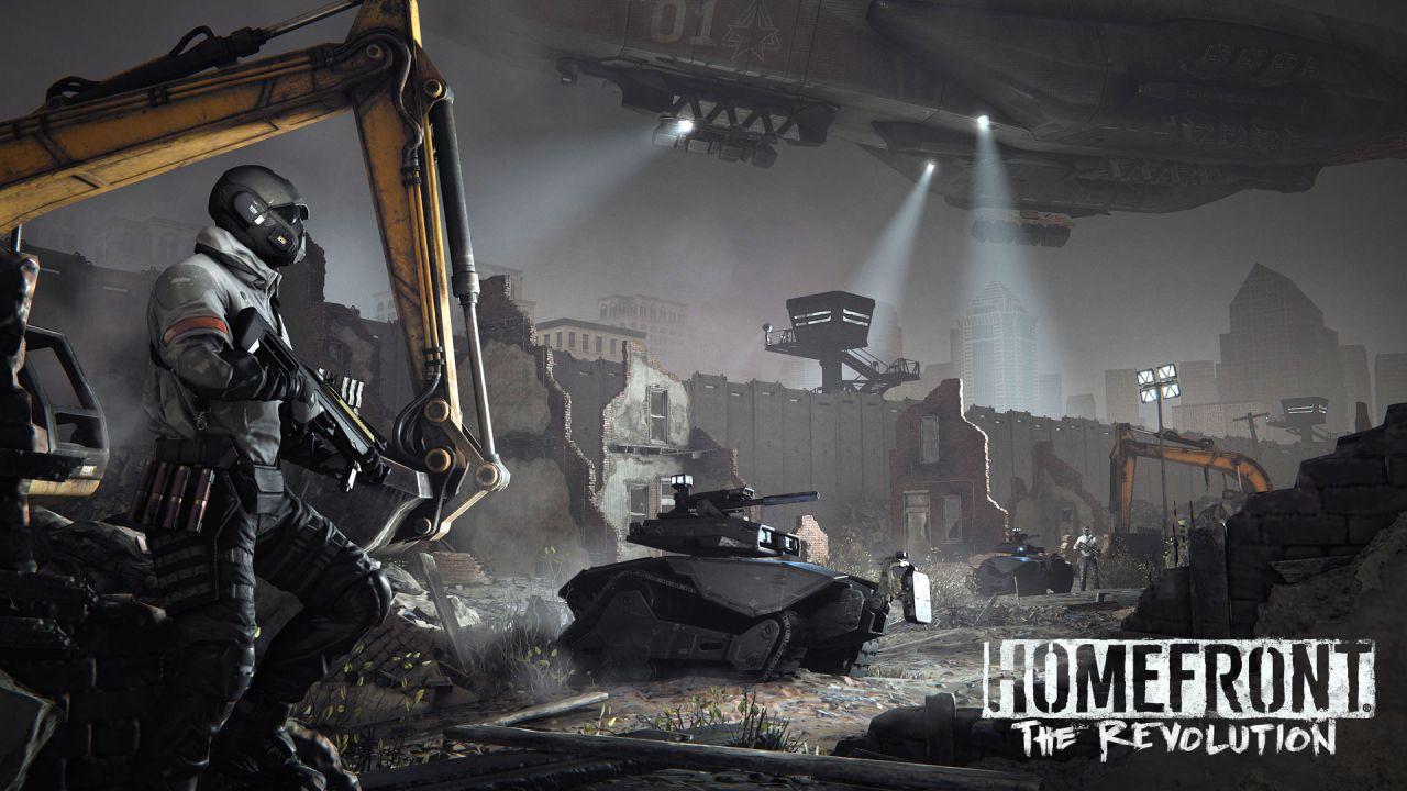 Homefront The Revolution uscirà nel 2016