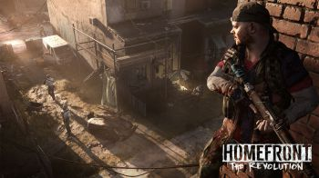 Homefront The Revolution: video anteprima dello sparatutto Deep Silver