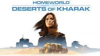 Homeworld Deserts of Kharak: video recensione