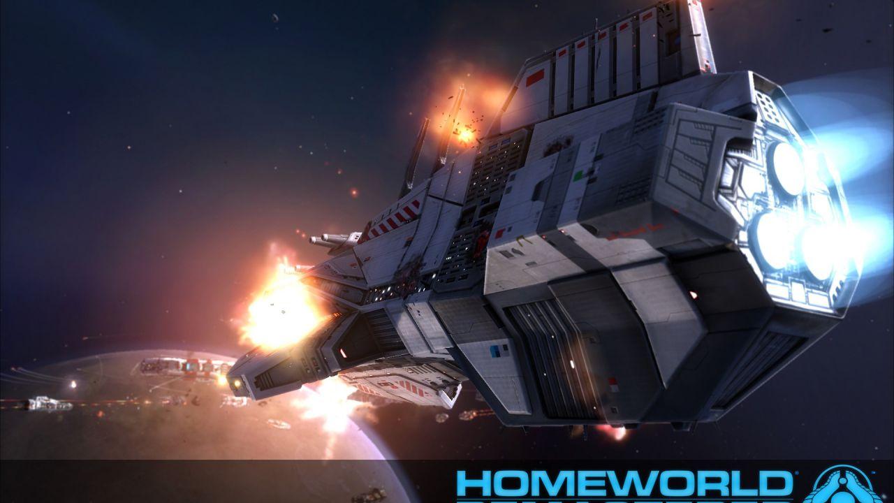 Homeworld HD: un video mostra le differenze rispetto al gioco originale