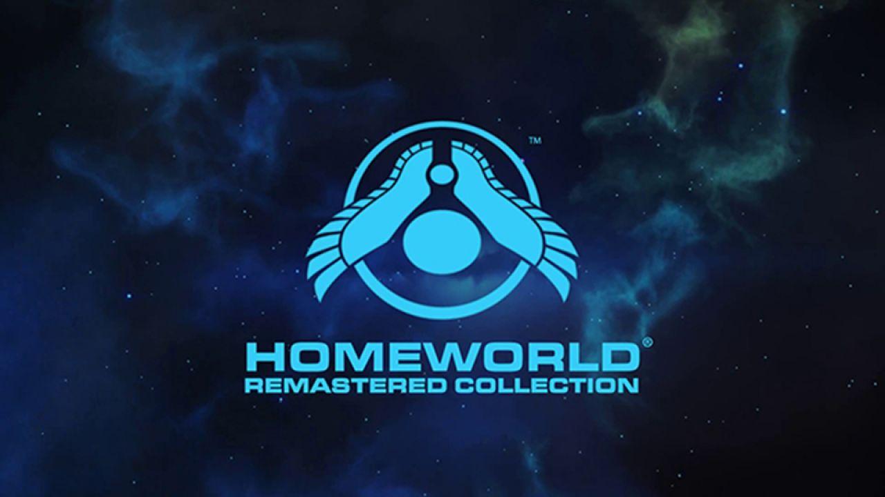 Homeworld Remastered: aperti ufficialmente i pre-order