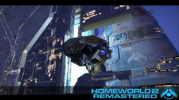 Homeworld Remastered, pubblicato un trailer per la storia