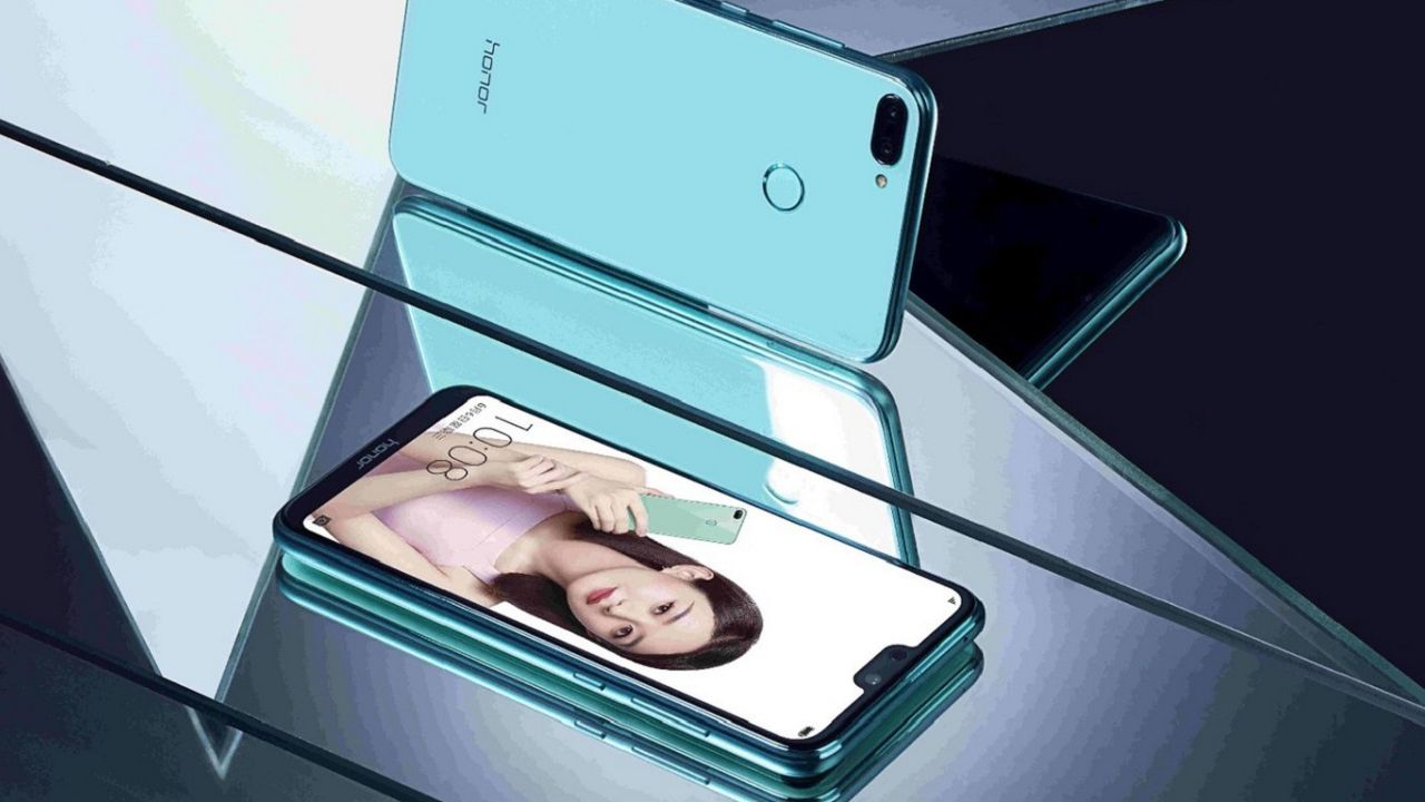 Honor 9i ufficiale: smartphone low cost con notch e GPU Turbo