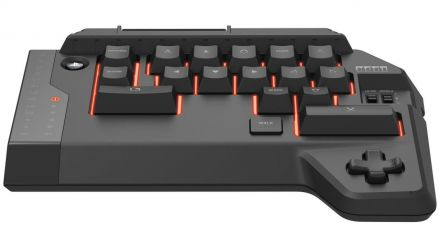 Hori rivela un set mouse e tastiera per PS4