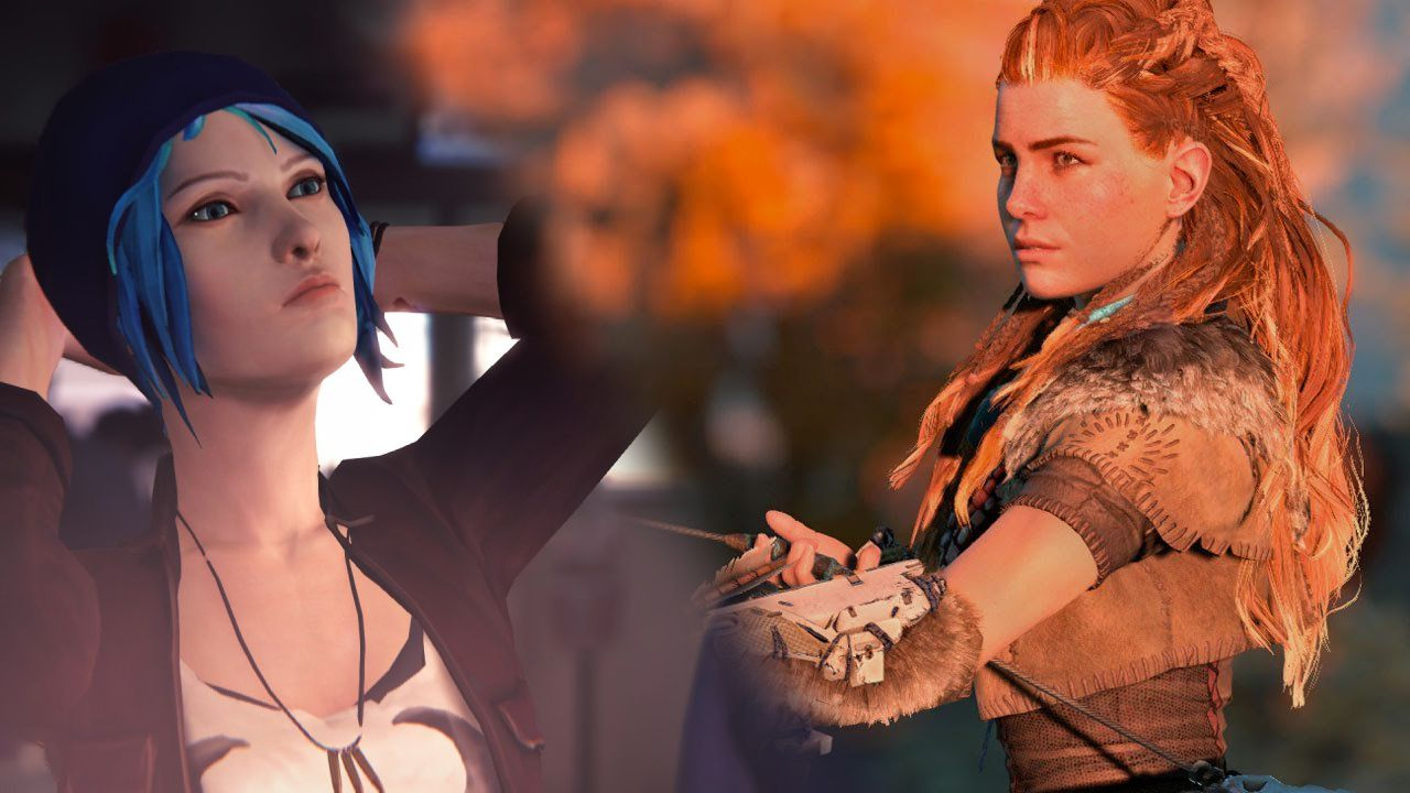 Horizon Zero Dawn Ashly Burch Di Life Is Strange Sara La