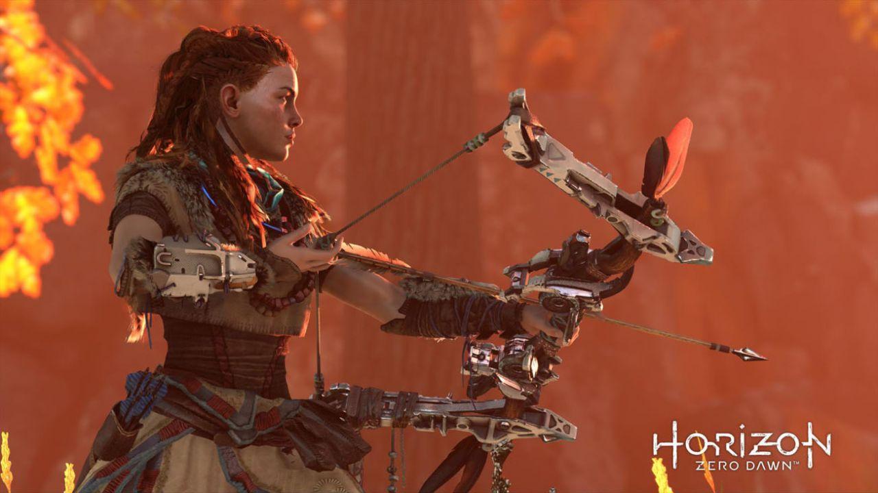 Horizon Zero Dawn ha elementi visti in Assassin's Creed e Skyrim