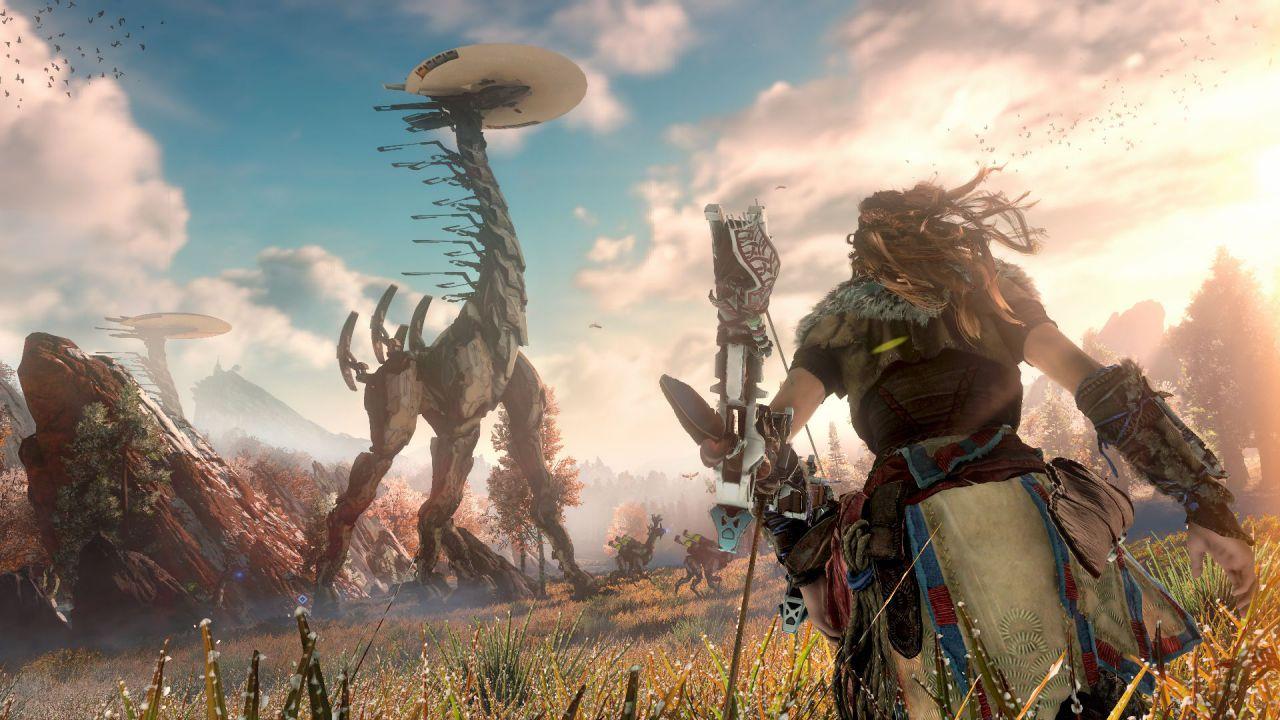 Horizon Zero Dawn: nuovi dettagli sul sistema di progressione