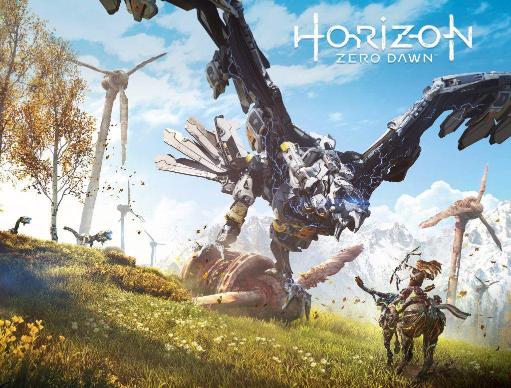 Horizon Zero Dawn Open World