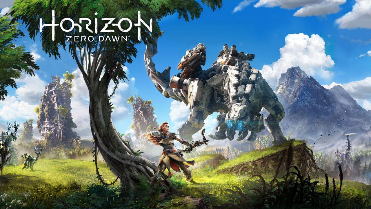Horizon Zero Dawn per PS4: sfondi per i nostri dispositivi
