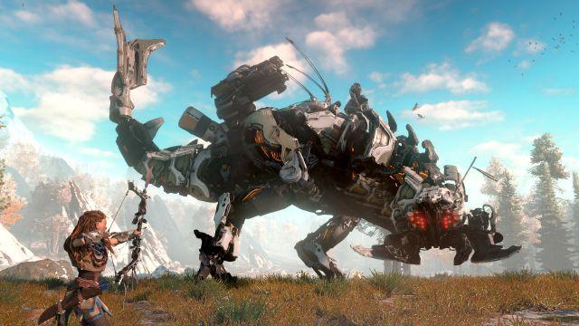 Horizon Zero Dawn sarà bloccato a 30 FPS anche su PS4 Pro?