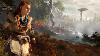 Horizon Zero Dawn torna a mostrarsi all'EGX 2016