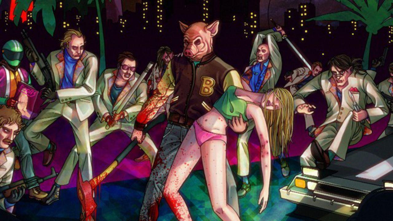 Hotline Miami: la versione PlayStation 4 arriverà nel corso di questo mese