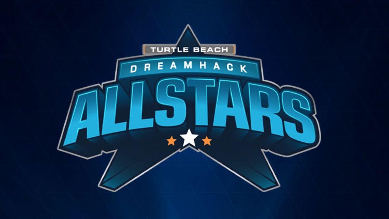 HOTS European Spring Tournament Dreamhack All-Stars - Replica del torneo (18, 19 e 20 giugno)