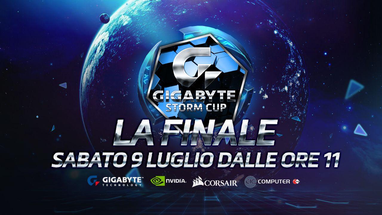 HOTS: la finale della Gigabyte Storm Cup in diretta ora su Twitch