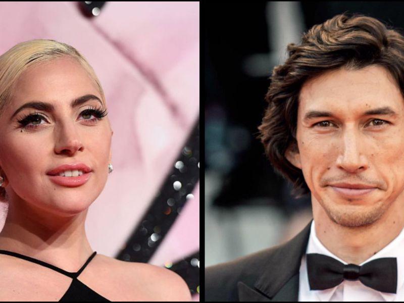 House of Gucci, Adam Driver e Lady Gaga nella prima foto dal film di Ridley Scott