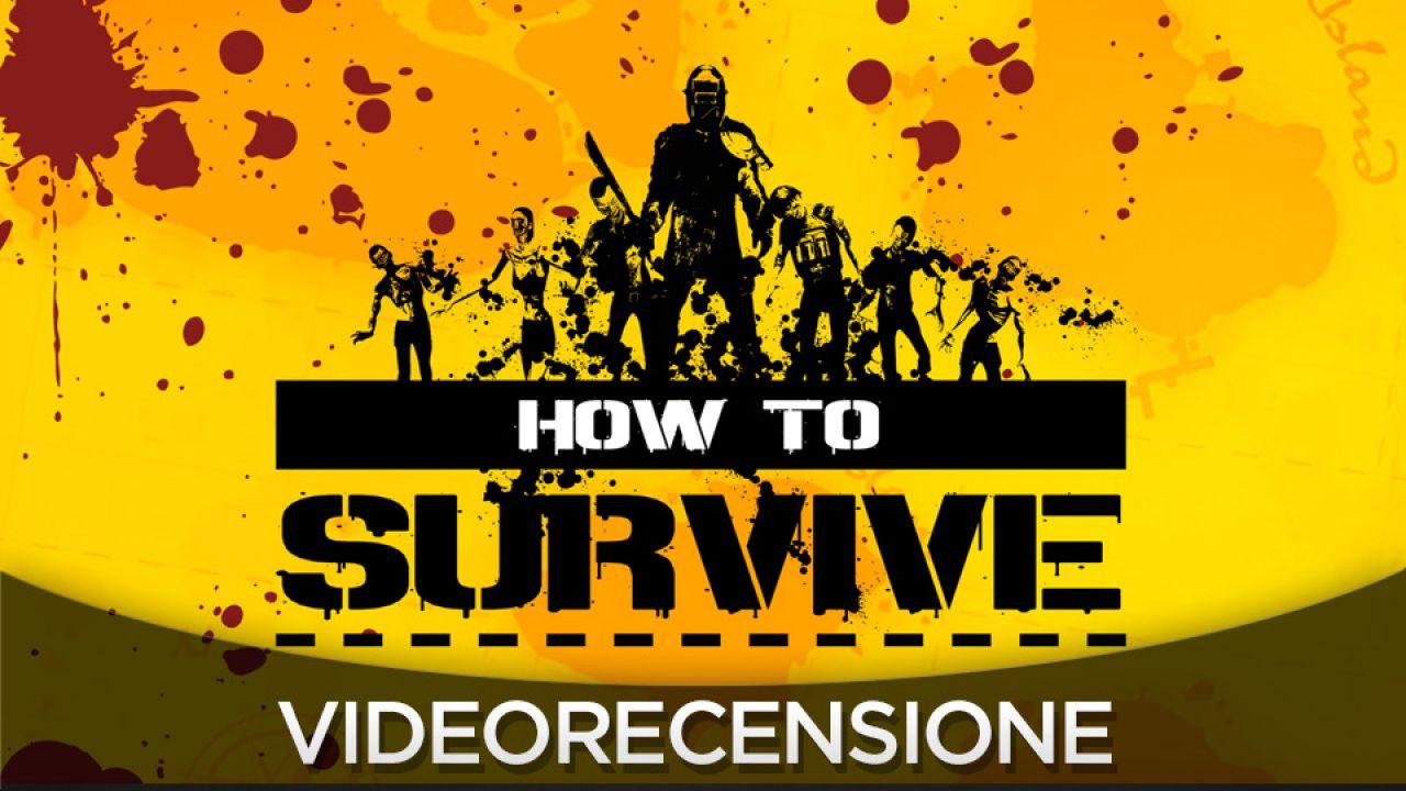 How to Survive disponibile su Xbox LIVE: trailer e screenshot