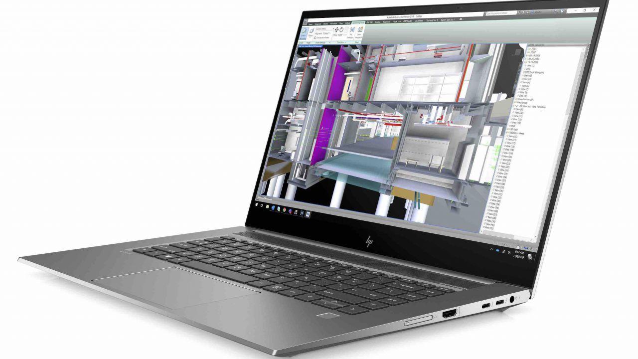 HP presenta ZBook Studio e ZBook Create: i notebook da 15 pollici che sfidano i MacBook