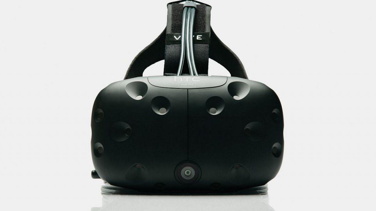 HTC Vive: 15.000 unità vendute in dieci minuti