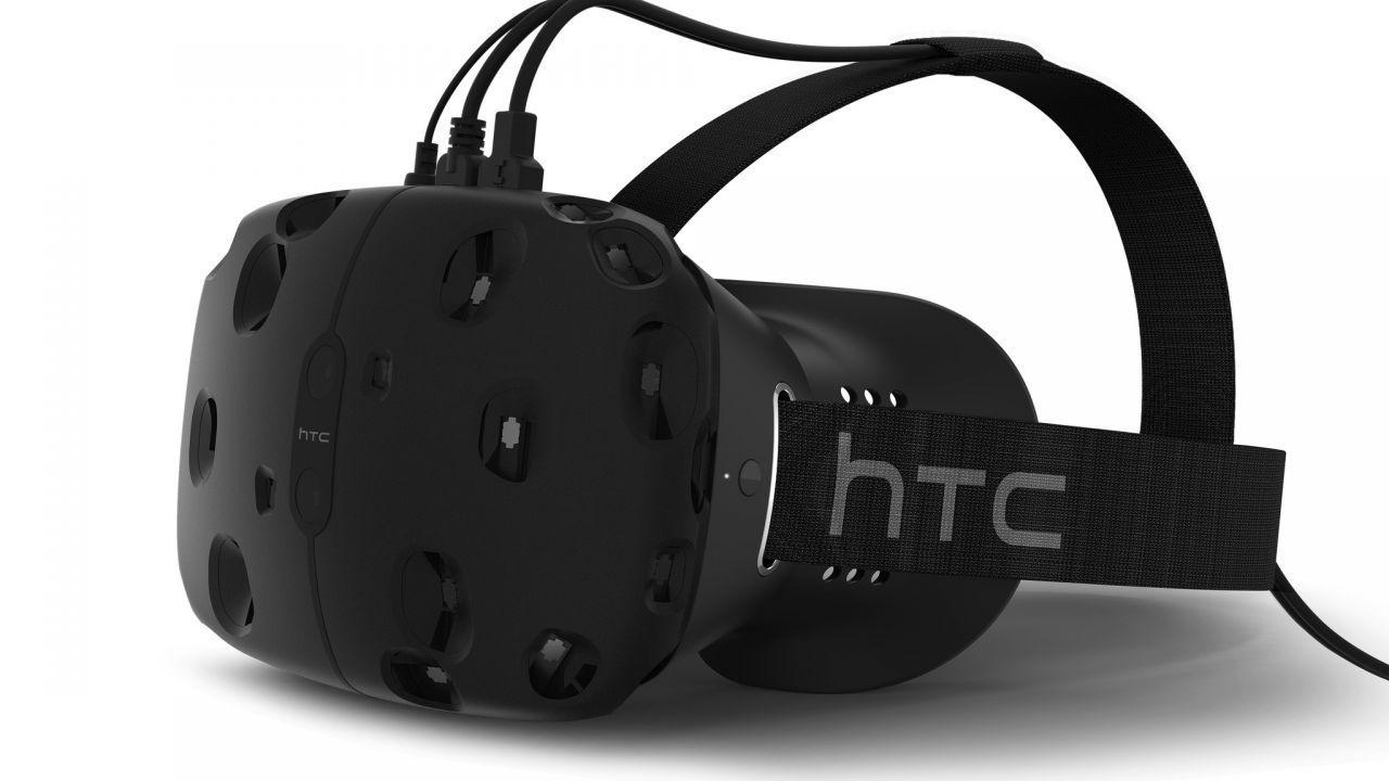 HTC Vive non avrà giochi in esclusiva